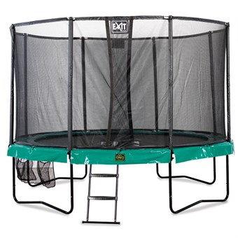 Supreme All-in-One 12ft Trampoline