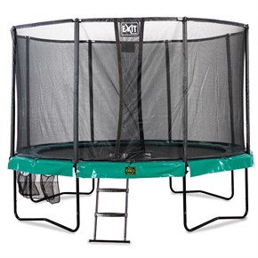 Supreme All-in-One 14ft Trampoline
