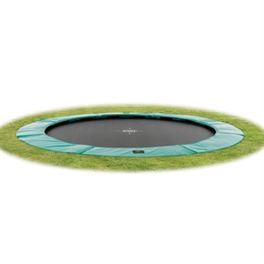 Supreme Ground Level 10ft Trampoline